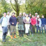 Chantier-école sur les Espaces naturels sensibles du Morbihan