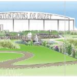 Traitement des effluents vinicoles des Vignerons de Buzet.
