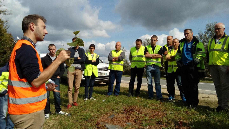 L'UPGE accueille un spécialiste de la norme de projets de génie écologique NF X10-900.