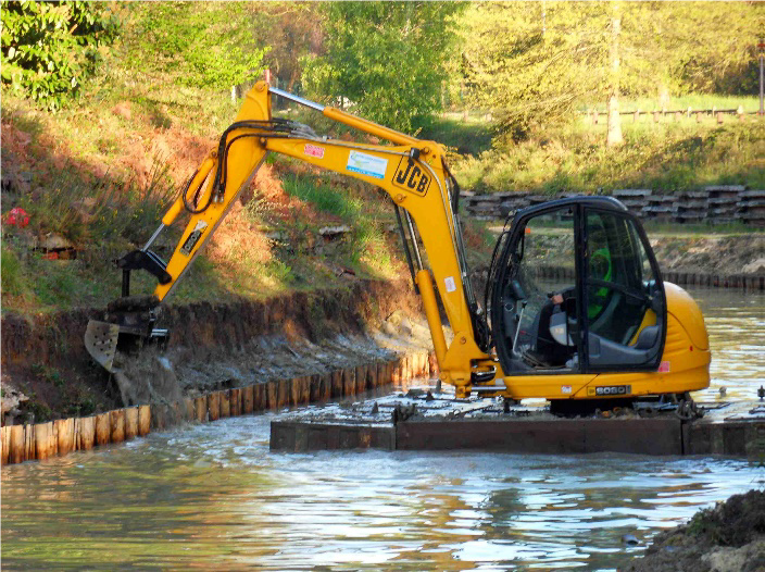 Une entreprise de travaux de génie écologique de la région Sud-Ouest rejoint l'UPGE.