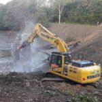 Restauration de la continuité écologique en rivière.